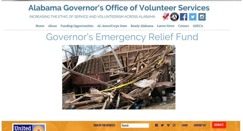 Alabama Emergency Management Agency